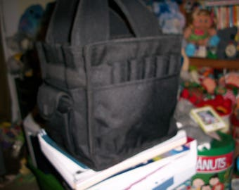 Black Craft  bag