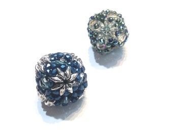 Super 8 Beaded Beads