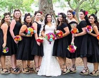 Pin up wedding dress | Etsy