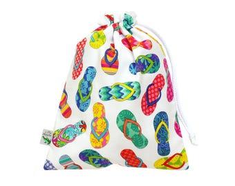 Wet Dry Bag. Small Wet Bag. Bikini Bag. Flip Flop Swim Bag. Beach Bag. Waterproof Swimming Bag. Swimsuit Bag. Kids Drawstring Wet Bag.