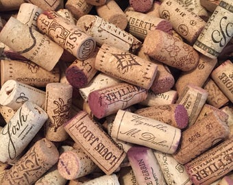 200 Used Wine Corks