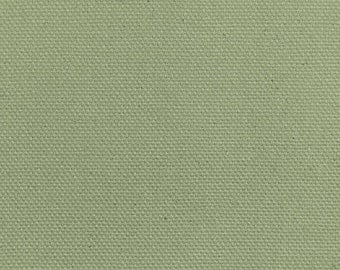 "Moss Duck Cloth 60"" Wide By The Yard 9.3 oz"