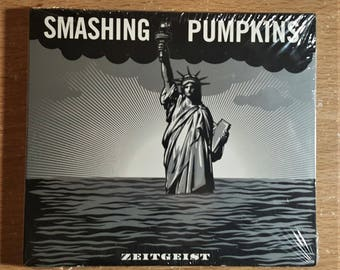 Smashing Pumpkins - Zeitgeist ( CD & DVD )