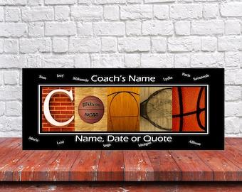 Best Basketball Coach Gift - Basketball Coach - Team Gift - Basketball Room Decor - Best Coach Gift - Coach Gift - Mom Gift - Best Coach