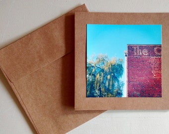 Wallingford Beauty- Original Photography Greeting Card