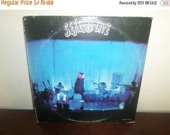 Save 30% Today Vintage 1974 Vinyl LP Record Genesis Live Very Good Condition 4059