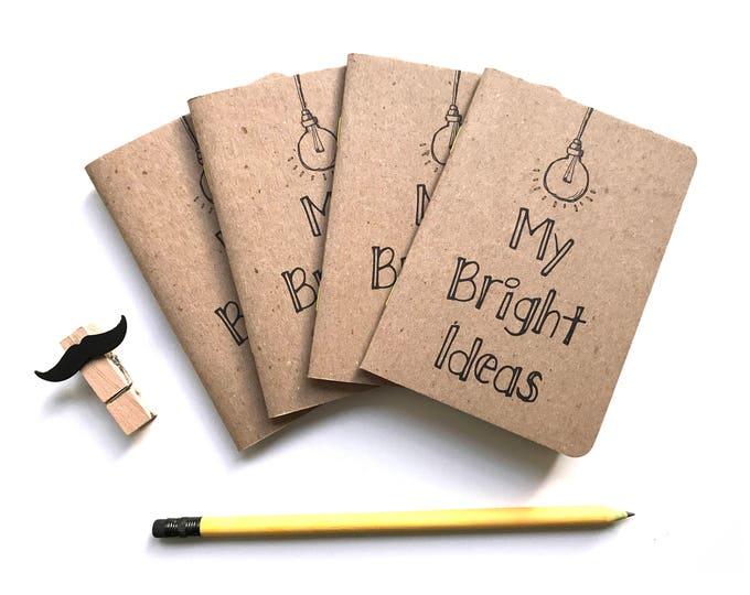 Bright Ideas Pocket Notebook