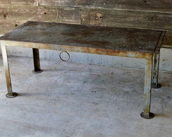 Industrial Steel Table **Local Pickup**