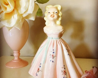 Cute hand made figurine