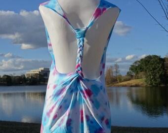 Tie Dye Beach Cover-Up