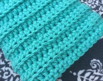 Sea Foam Baby Afghan - Ready To Ship Afghan- Chunky Baby Blanket - Custom Afghan- Crochet Afghan - Crochet Blanket