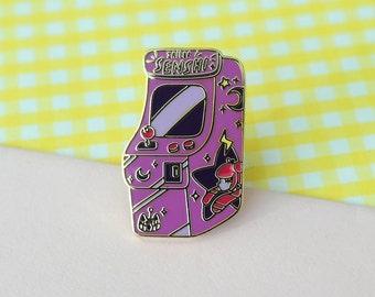 Sailor Senshi Arcade Pin