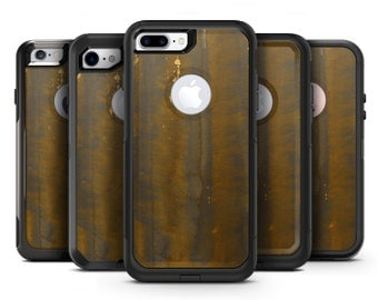 Dark Gold Reflection with Gold Specks - OtterBox Case Skin-Kit for the iPhone, Galaxy & More