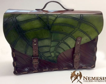 Shoulder bag, laptop bag, larp