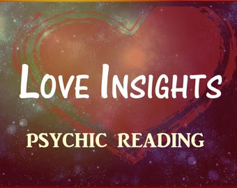 Psychic reading, Love Insights, experienced accurate compassionate reader,twin flame, soul mate, new love insights, 750 word email reading.