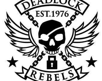 Mccree deadlock cosplay tattoo