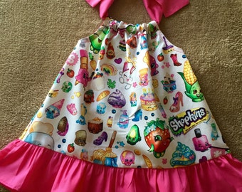 Shopkins Dress Size 12 Months
