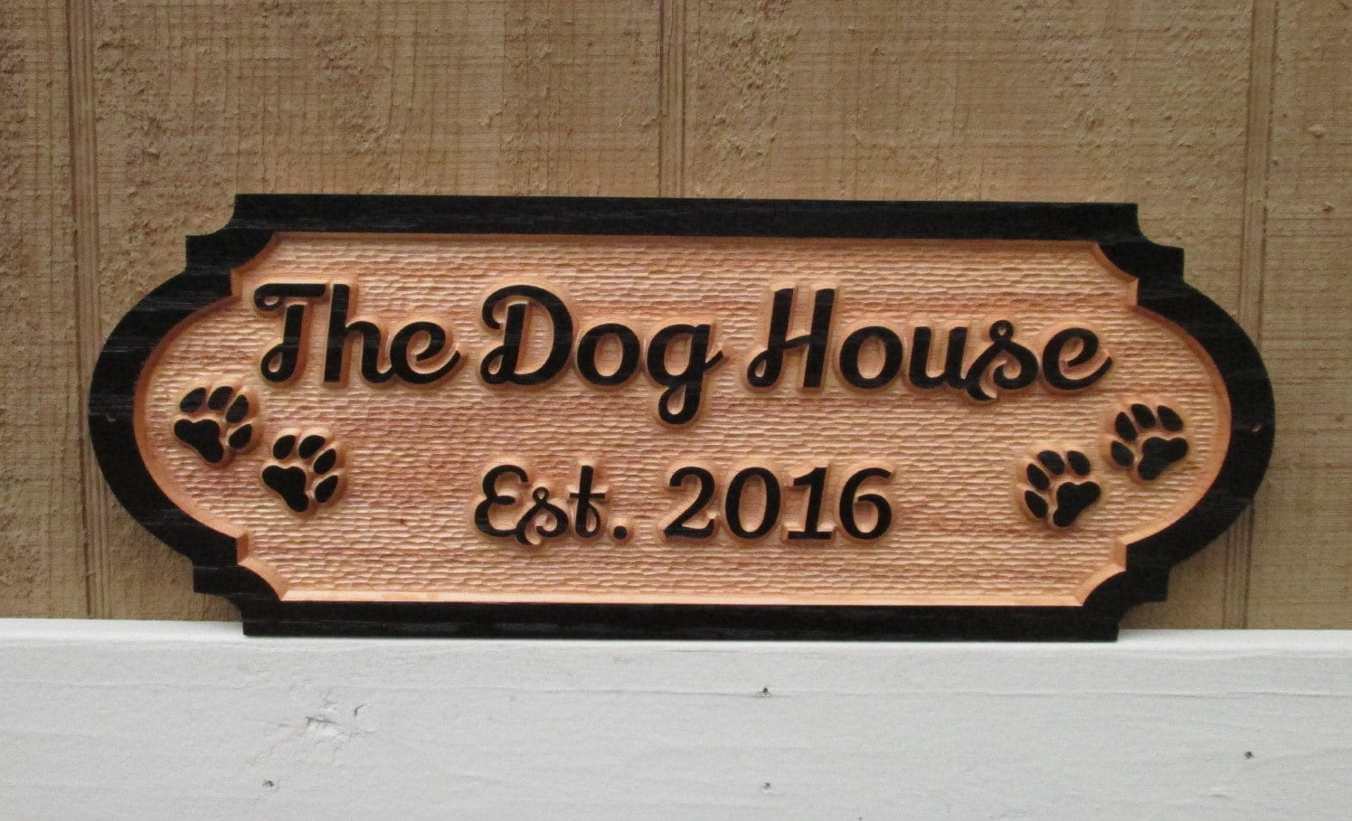 Decorative Name Plates For Home