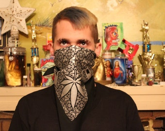 Limited Edition E.A.T.T. smoke meowt bandana