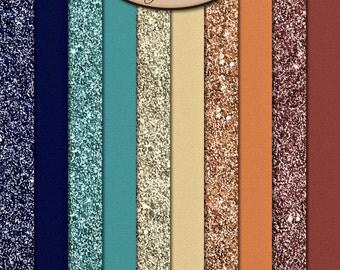 Digital Scrapbooking: Paper, Glitter, A Comfort To Me