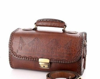 Genuine Leather Handmade Bag