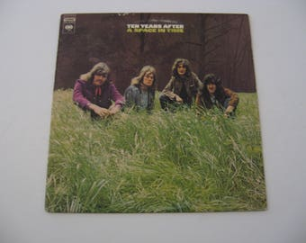 Ten Years After - A Space In Time - Circa 1971