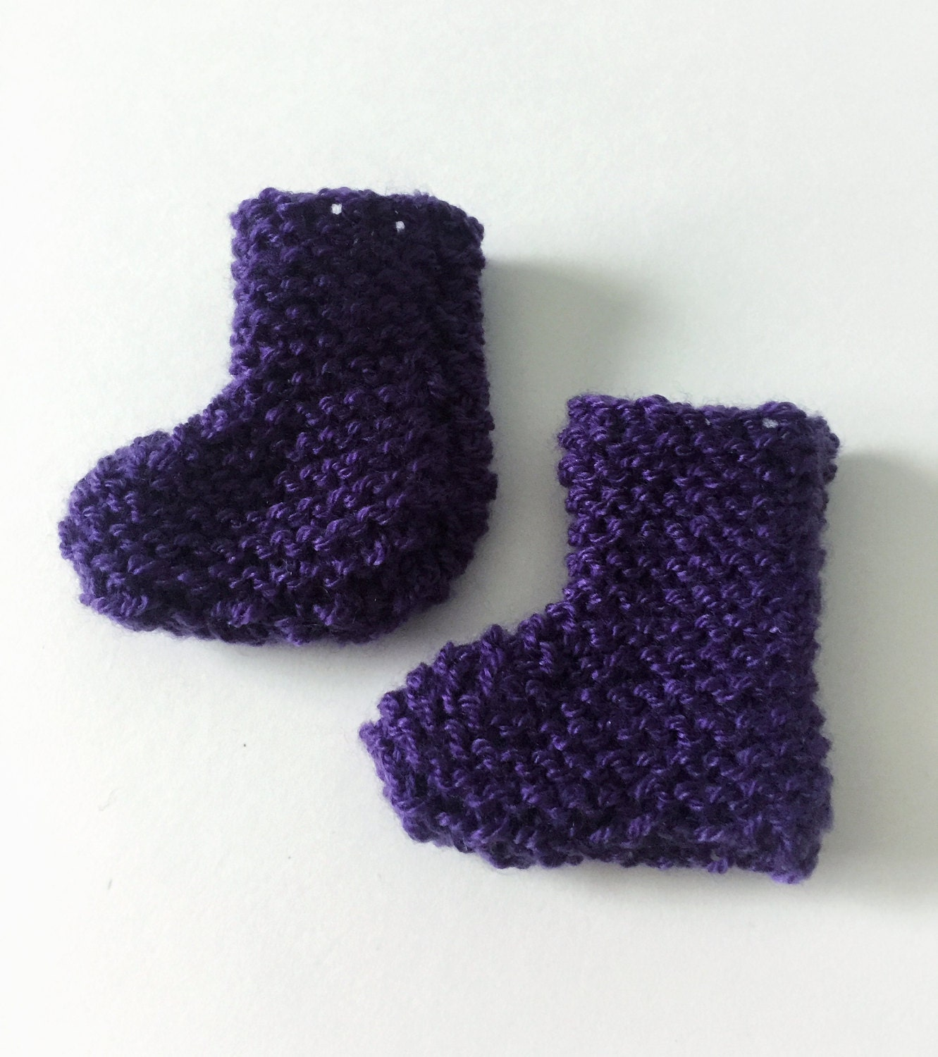 Baby Booties Preemie Baby Clothes Knit Baby Clothes Baby Socks