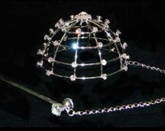 Style # 15771 - Spider Web Bun Cover