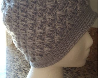 Womens Crochet  Hat Beanie