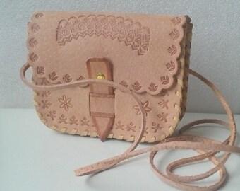 Leather bag Women bag Ukrainian purse Shoulder bag Ideal Christmas gift for women 0-100years