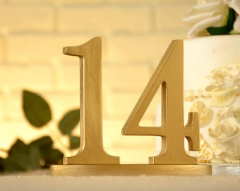 Gold Table Numbers, Wedding Table Numbers, Gold Table Number, Gold Wedding, Gold Wedding Table Numbers