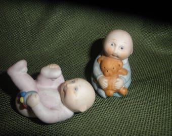 Cabbage Patch Kids Babies Ceramic