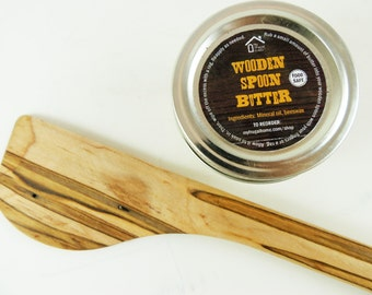 Wooden Spoon Gift Set