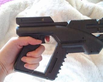 Mass Effect M-3 Predator Pistol Gun for Cosplay (3d Printed)