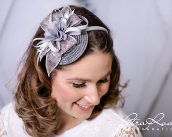 Headband Fascinator royal has bridal Hat bridal hair jewelry wedding wedding bridal has Z1