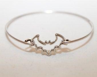 Batman style bracelet