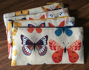 Butterfly accessory case
