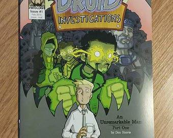 DRUID INVESTIGATIONS issue 1