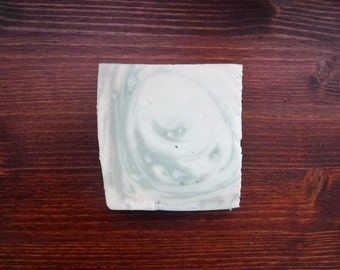 Hand Crafted LIME & SAGE Soap