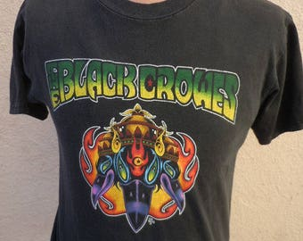 Size M (44) ** Black Crowes Concert Shirt (Double Sided)