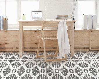 FLORENCE Tile Stencil -  Mediterranean Italian Wall Furniture Floor Craft Stencil - FLOR01