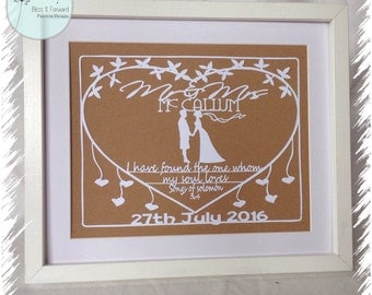 I have found the one whom my soul loves - songs of Solomon 3:4 - Wedding Gift | Anniversary Gift | Christian Faith Gift | Christian decor