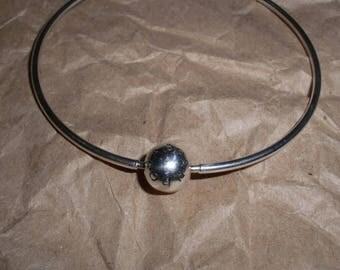 925 Sterling Silver Bangle - Essence Bangle