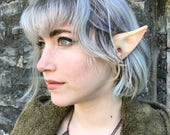 Custom Painted Elf Ears for Anime Fairy Lup Link or Zelda Cosplay and Costumes