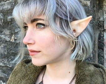 Custom Made Elf Ears for Anime Manga Fairy Cosplay Elves