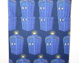 Doctor Who Tardis Crossover Purse