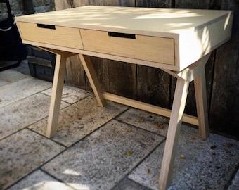 Office design / design desk / desktop wood / original desk