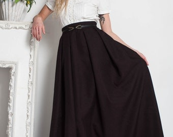 Formal maxi skirt | Etsy