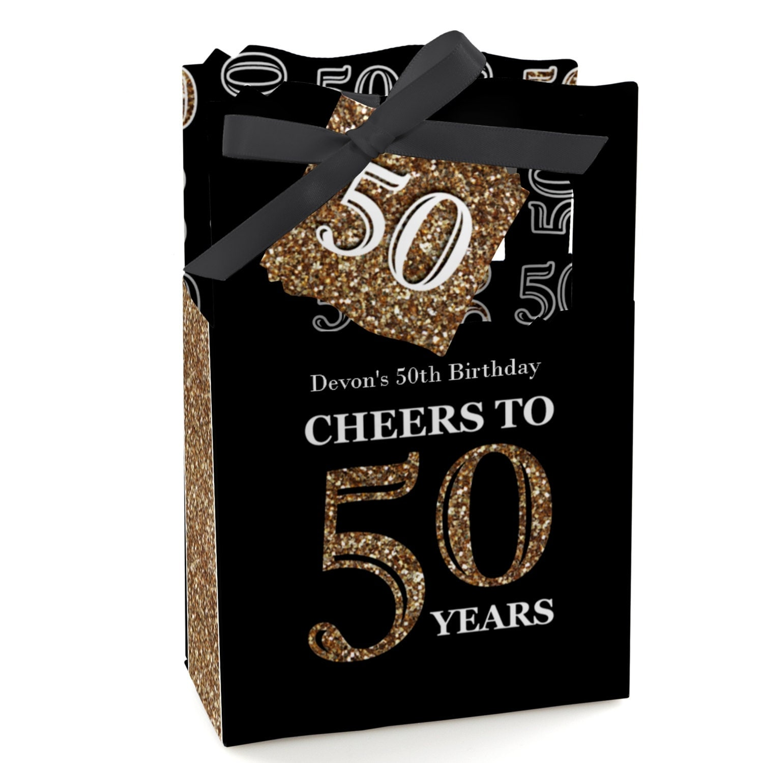 50th Birthday Party Favors For Birthday Parties Favor Boxes