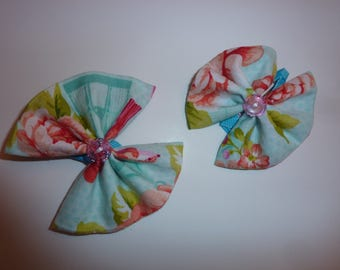 Hair Bows on Clips